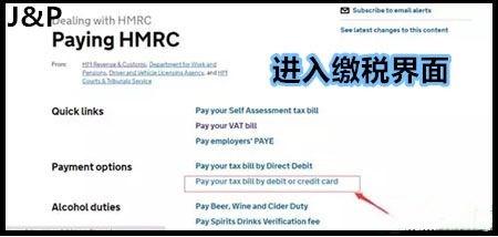 英国VAT网上申报流程6